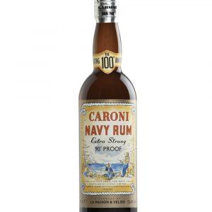 Navy Rum - Caroni