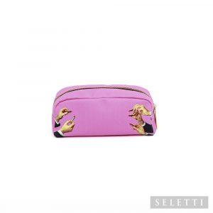 """Case """"Lipstick Pink"""""""