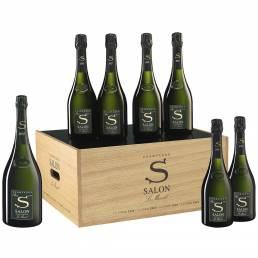 Salon Cassa 8 - Champagne Oenotheque Brut Cuvèe S Le Mesnil