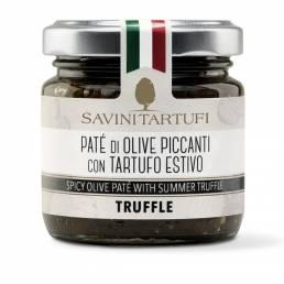 Patè di Olive Piccanti con tartufo